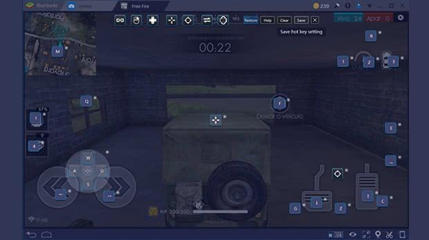 Configurar Controles Veiculo FFB 2