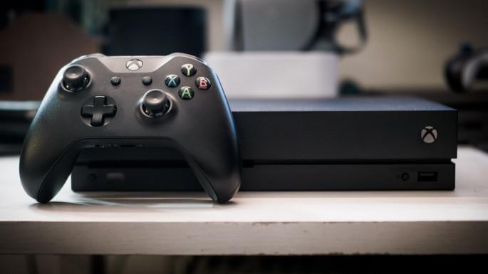 Console Xbox One Scorpio
