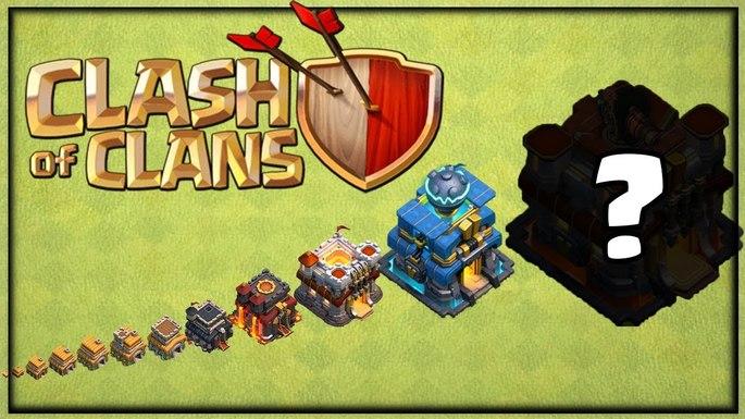 Construções Clash of Clans