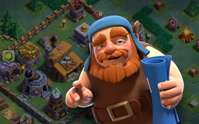 Construções disponíveis Casa do Construtor Clash of Clans