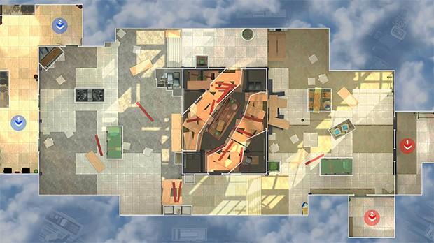 Plano Mapa Construcao GOB