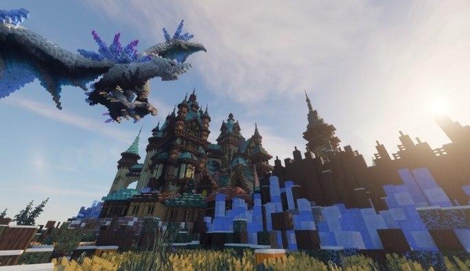 Shaders Minecraft