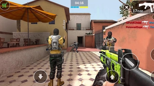 Counter Attack – Multiplayer FPS - Android