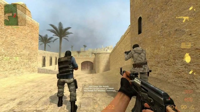Counter-Strike - 2000