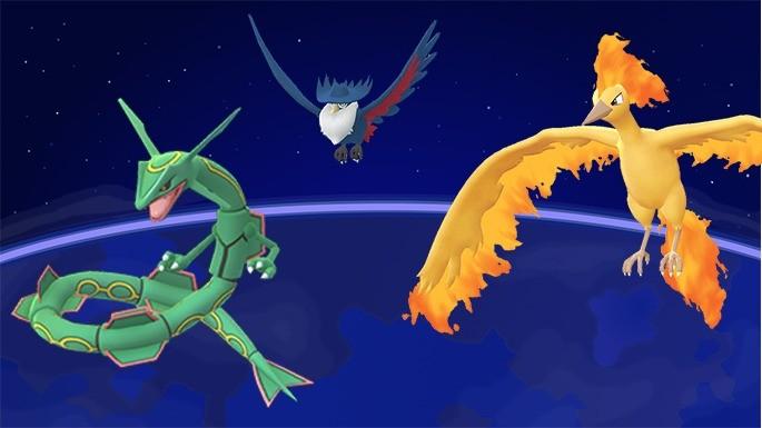 Counters - Virizion Pokémon GO