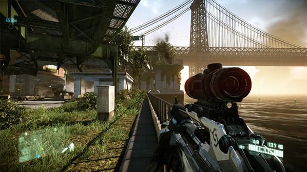 Crysis 2 FPS