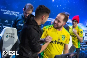 CS:GO: MIBR vence NiP de 2x0 e se classifica para os playoffs do IEM Katowice Major