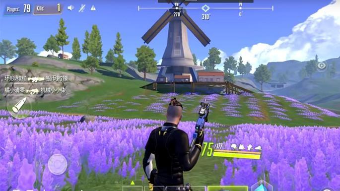 Jogos Battle Royale para PC Fraco