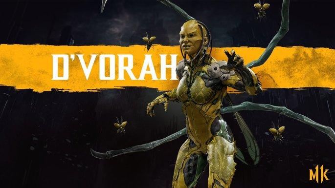 D'Vorah