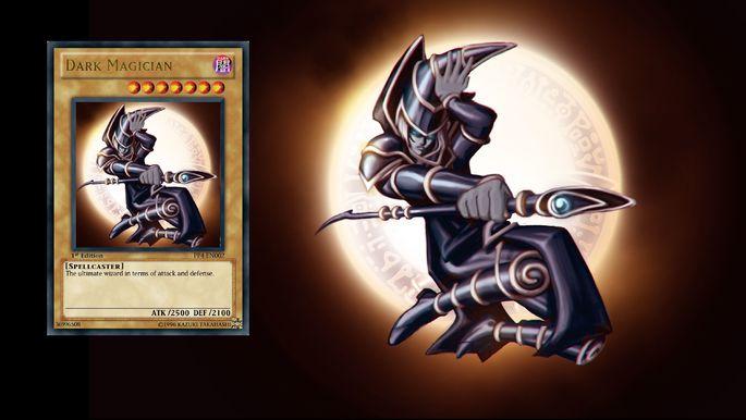 Dark Magician Breakdown duel links deck