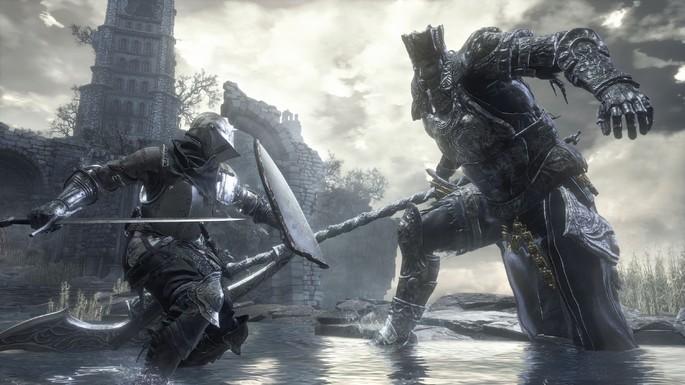 Dark Souls 3 jogos viciantes pc