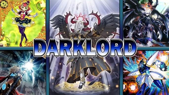 Darklord deck duel links