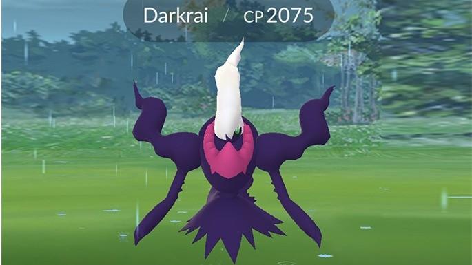 Darkrai - Pokémon GO