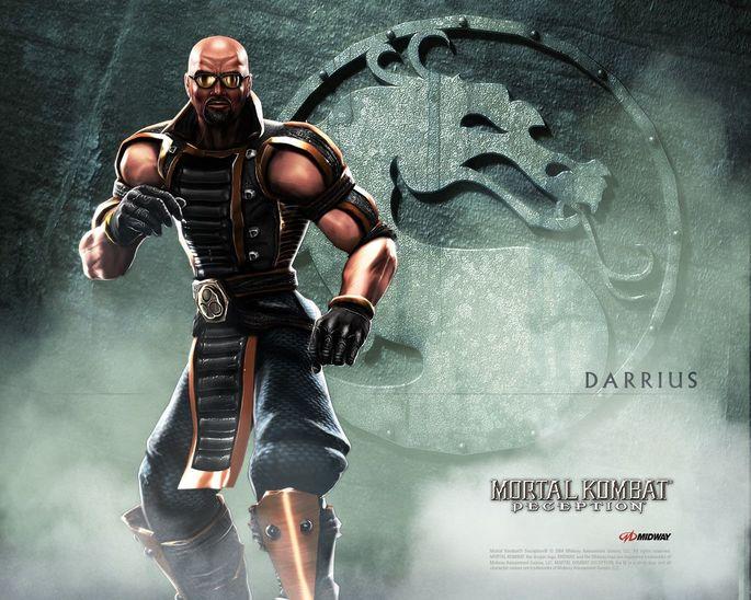 Darrius