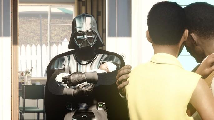 Darth Vader mod fallout 4