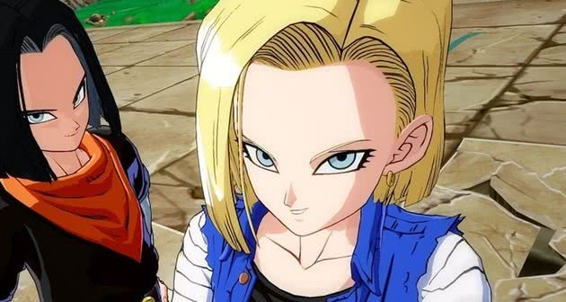 Androide 18 - Dragon Ball Fighter Z