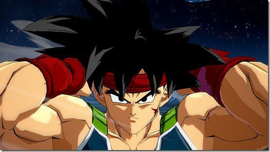 Bardok - Dragon Ball FighterZ