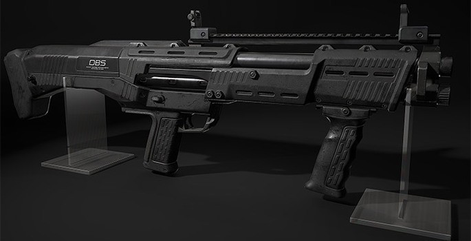 DBS - Melhores armas PUBG