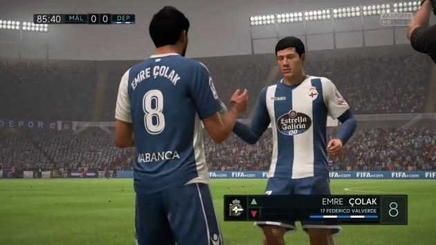 Deportivo la Coruna - Modo Carreira FIFA 19