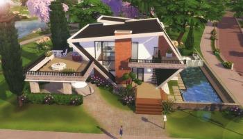 10 desafios de construção para fazer em The Sims 4!