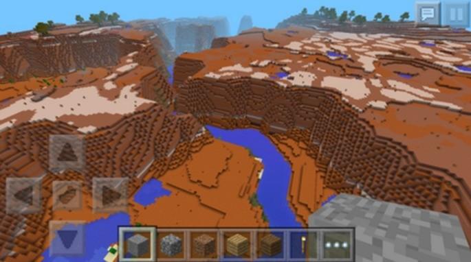 deserto de rochas seed