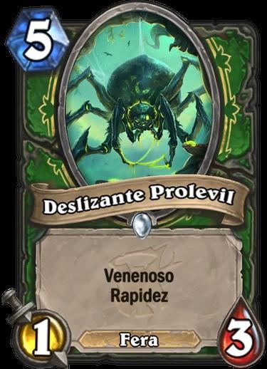 Deslizante Prolevil - Hearthstone