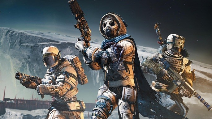 Destiny 2 ps4 jogo