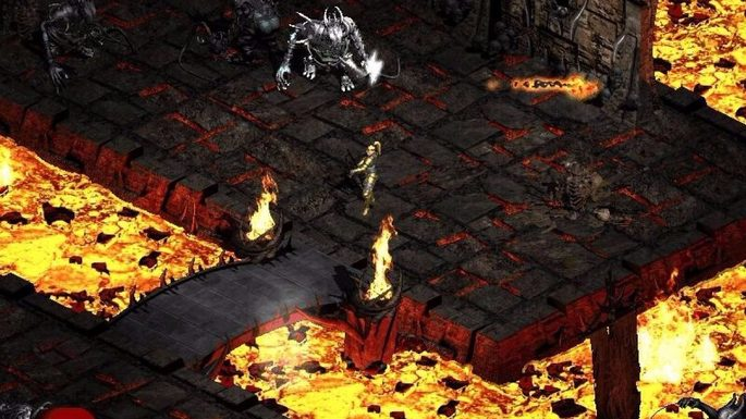 Diablo 2 pc fraco