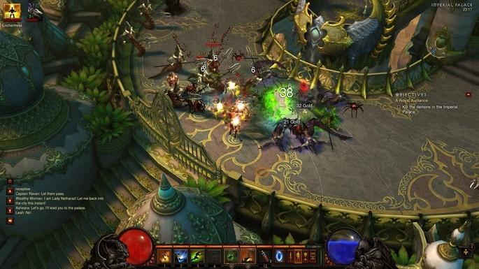 Diablo III jogos online