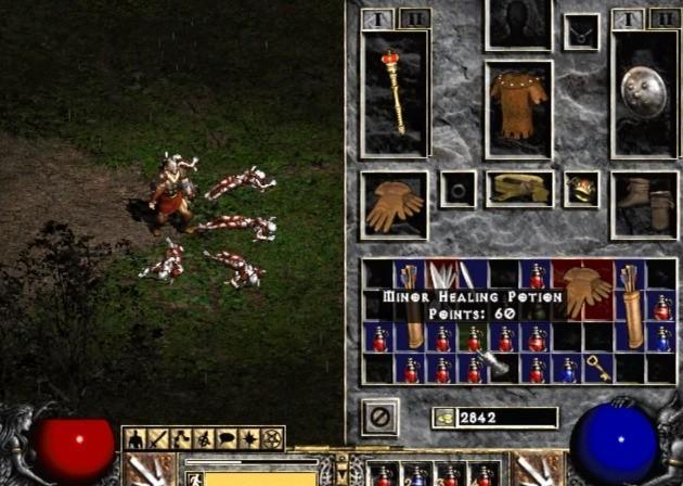 Jogo Diablo 2