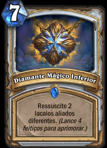 Diamante Mágico Inferior