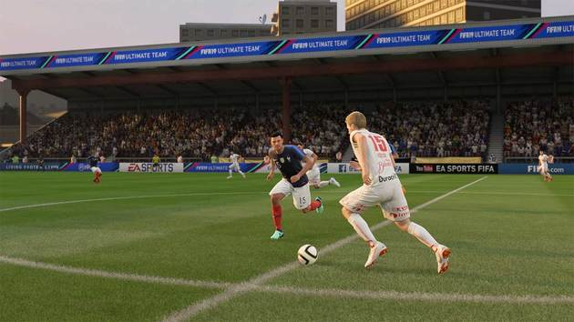 Passo a passo para roubar a bola no FIFA 19