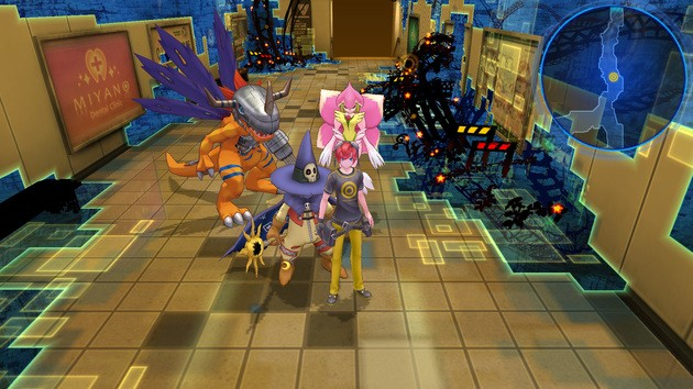 Digimon Story:Cyber Sleuth