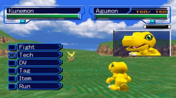 Digimon World 3 ps1