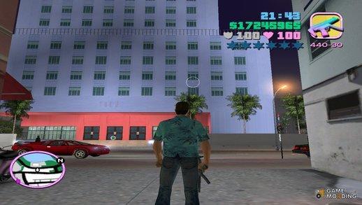 Dinheiro infinito GTA Vice City mod