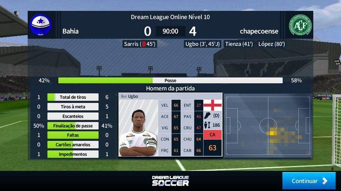 Dream League Soccer dinheiro rápido
