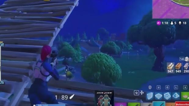 Lado Correto de Sniping Fortnite