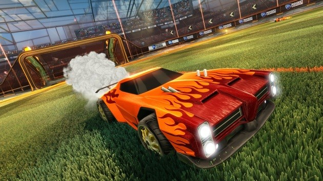dominus rocket league