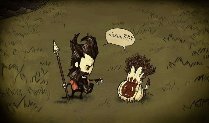 Don't starve together survival PC