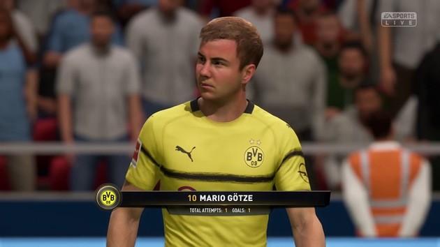 Bor. Dortmund - Modo Carreira FIFA 19