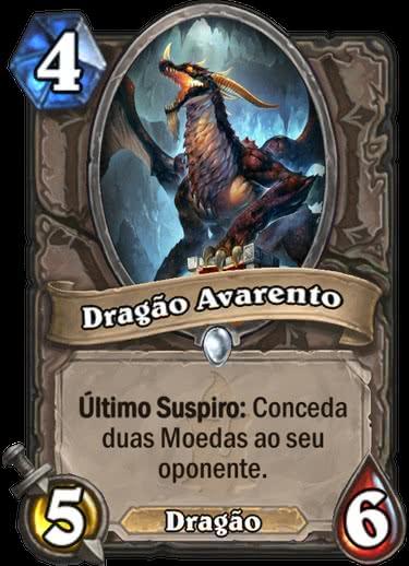 Dragão Avarento