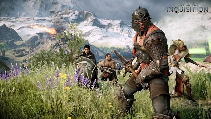 Dragon Age: Inquisition jogos viciantes