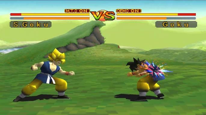 Dragon Ball GT Final Bout