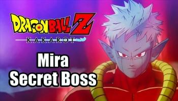 Dragon Ball Z Kakarot: saiba como desbloquear o Boss Mira!