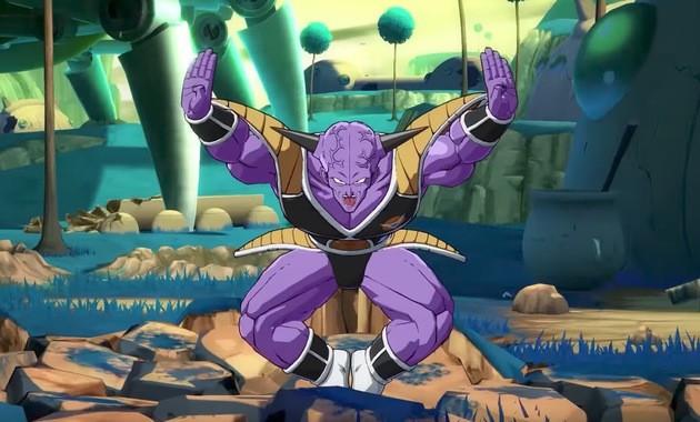 Capitão Ginyu - Dragon Ball Fighter Z