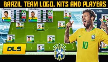 Dream League Soccer: uniformes e kits atualizados da Seleção do Brasil!