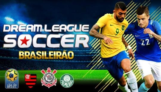 Dream League Soccer: kits brasileiros atualizados dos times do Brasileirão 2019