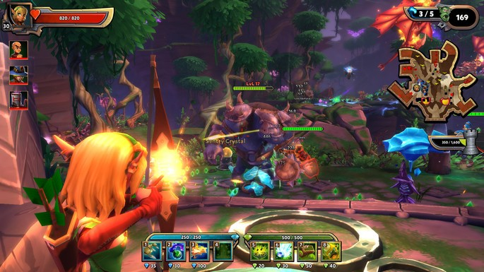 Dungeon Defenders 2 - PC Fraco - Steam