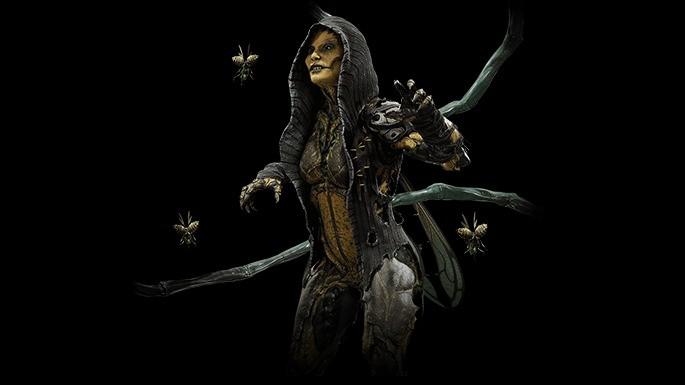 Personagens - Mortal Kombat 11