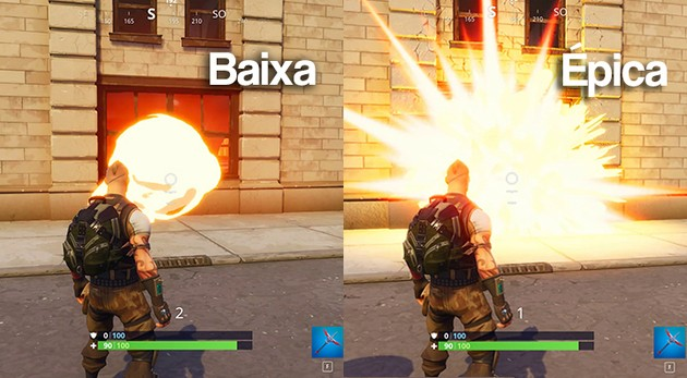 Fortnite Effects